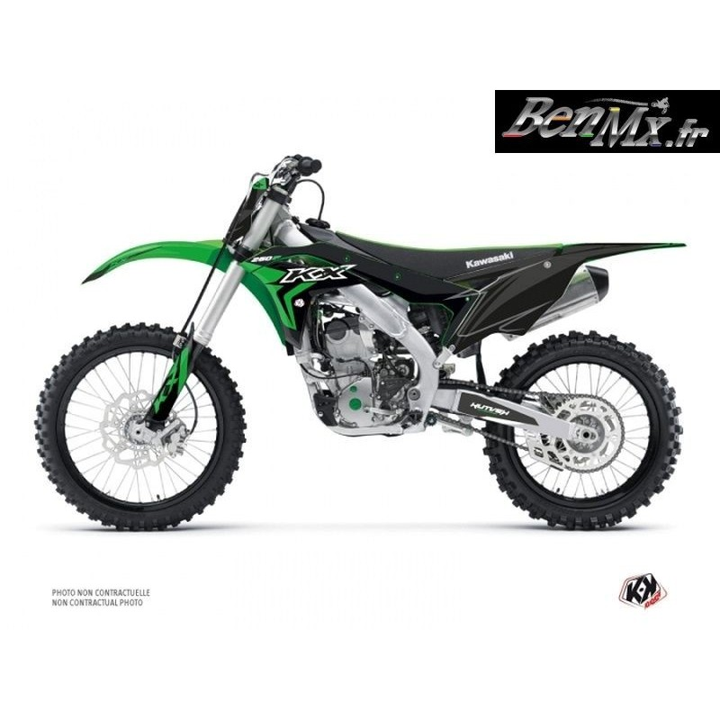 Kawasaki 250 KX prox détraqué phrase 78-08