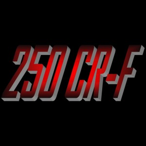 250 CR-F - PIECE D'OCCASION