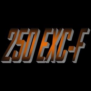 - 250 EXC-F - PIECE NEUVE