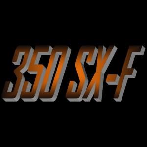 - 350 SX-F - PIECE NEUVE
