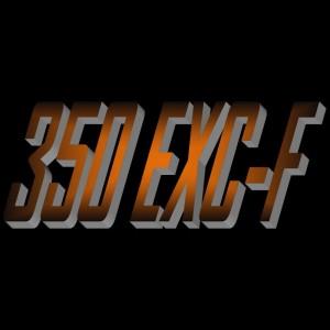 - 350 EXC-F - PIECE NEUVE