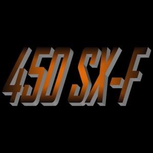 - 450 SX-F - PIECE NEUVE