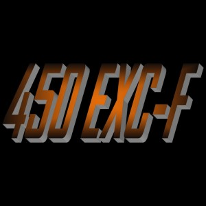 - 450 EXC-F - PIECE NEUVE