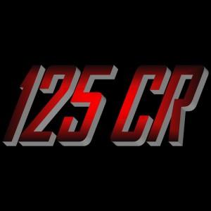 - 125 CR - PIECE NEUVE