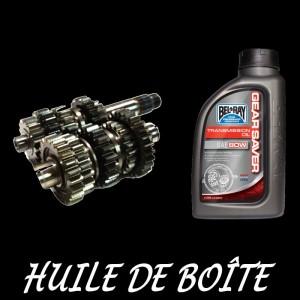 HUILE DE BOITE