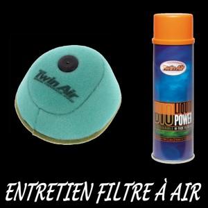 ENTRETIEN FILTRE A AIR