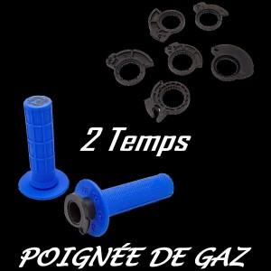 - Poignée de Gaz + CC 2Tps -
