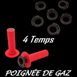 - Poignée de Gaz + CC 4Tps -