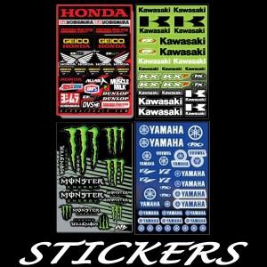 - Planche de Stickers -