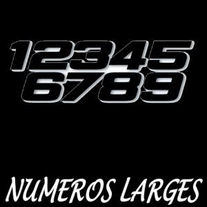 - Numéros Large -