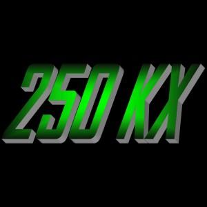 - 250 KX - PIECE NEUVE
