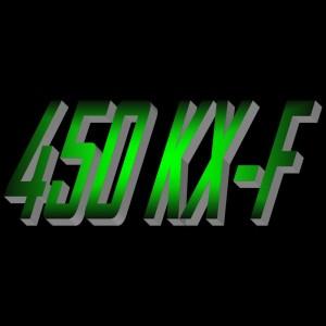 - 450 KXF - PIECE NEUVE