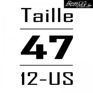 Bottes ALPINESTARS Taille 12US - 47EUR