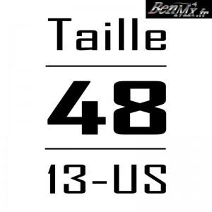 Bottes ALPINESTARS Taille 13US - 48EUR