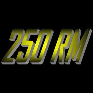 - 250 RM - PIECE NEUVE