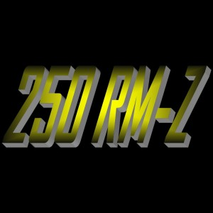 - 250 RMZ - PIECE NEUVE