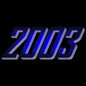 - 125 YZ 2003 - PIECE NEUVE